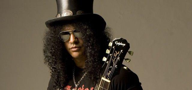 guitarist Slash